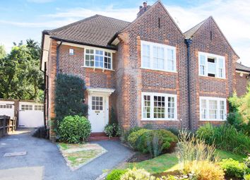 Thumbnail 3 bed semi-detached house for sale in Woodhall Gate, Pinner
