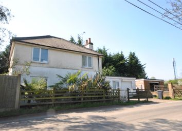 Thumbnail 3 bed detached house for sale in St. James Road, Goffs Oak, Waltham Cross