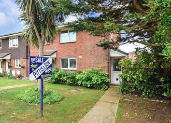 Thumbnail 3 bed end terrace house for sale in Lanes End, Totland Bay, Isle Of Wight