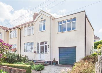 Thumbnail 4 bed semi-detached house for sale in South Croft, Bristol