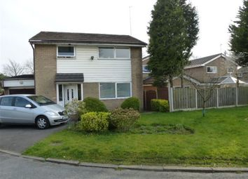 Thumbnail 4 bed detached house to rent in Plover Close, Bamford