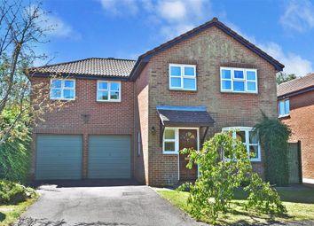 Linden Road, Coxheath, Maidstone, Kent ME17. 5 bed detached house