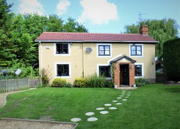 Thumbnail 5 bed detached house for sale in Kedington Road, Sturmer`