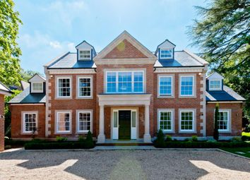 Thumbnail 5 bed detached house to rent in London Road, Ascot