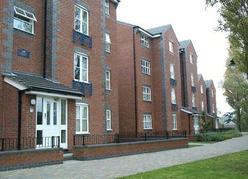 Thumbnail 2 bedroom flat for sale in Drapers Fields, Canal Basin, Coventry, West Midlands