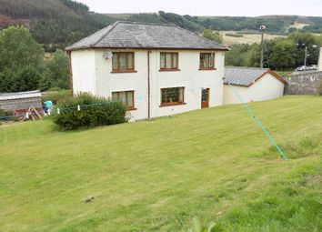 Thumbnail 3 bedroom detached house for sale in Mount Pleasant House, Cwmtillery, Abertillery. 1Jg.