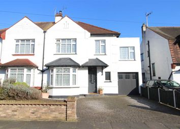 Thumbnail 4 bedroom semi-detached house to rent in Merilies Close, Westcliff-On-Sea