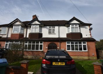 Thumbnail 1 bed maisonette for sale in Moss Road, Watford