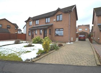 Thumbnail 3 bed semi-detached house for sale in Meikle Crescent, Hamilton