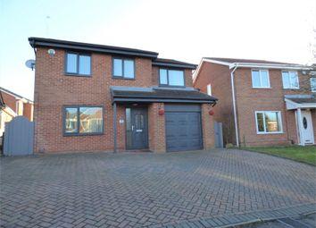 Thumbnail 4 bed detached house for sale in Edmonton Drive, Blackburn, Lancashire