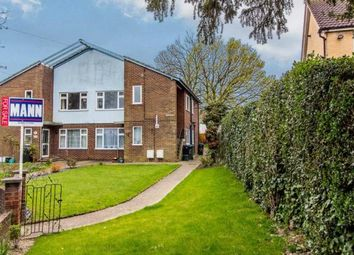 Thumbnail 2 bed maisonette for sale in The Hollies, Lower Guildford Road, Knaphill, Woking