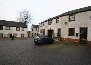 Thumbnail 2 bed terraced house for sale in Carricks Court, Low Row, Brampton