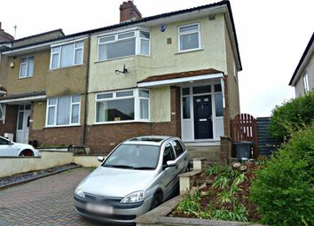 Thumbnail 3 bed end terrace house for sale in Guildford Road, St. Annes Park, Bristol