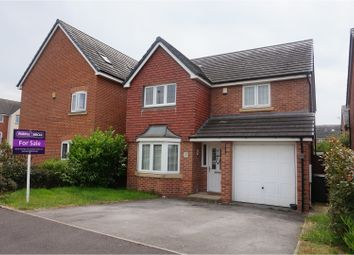 Thumbnail 4 bed detached house for sale in Galingale View, Newcastle