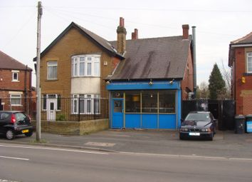 Thumbnail Restaurant/cafe for sale in 23/25 Cardinal Road, Leeds