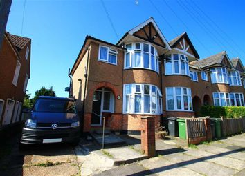 Thumbnail 3 bed semi-detached house for sale in Burry Road, St Leonards-On-Sea, East Sussex