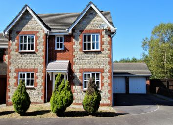 Thumbnail 4 bed detached house for sale in Ffordd Ger Y Llyn, Tircoed Forest Village, Penllergaer, Swansea