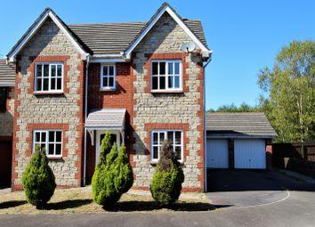 4 bed detached house for sale in Ffordd Ger Y Llyn, Tircoed Forest Village, Penllergaer, Swansea SA4
