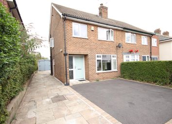 Thumbnail 3 bed semi-detached house for sale in Rykneld Way, Littleover, Derby