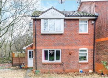 Thumbnail 1 bed end terrace house for sale in Lordswood, Southampton, Hampshire