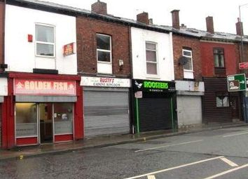 Thumbnail Restaurant/cafe for sale in Stockport Road, Ashton-Under-Lyne
