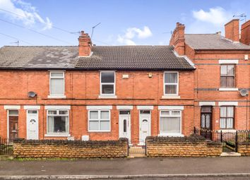 Thumbnail 2 bed terraced house for sale in Repton Road, Bulwell, Nottingham
