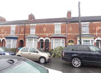 Thumbnail 4 bedroom terraced house for sale in Torrington Street, Kingston Upon Hull
