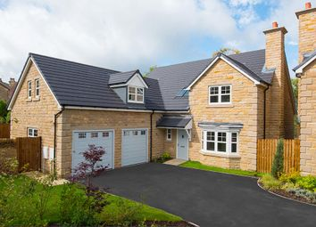 "Thumbnail 4 bed property for sale in ""The Grosvenor"" at Bingley Road, Menston, Ilkley"