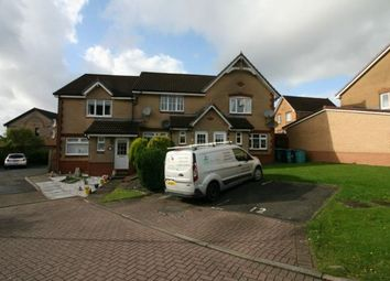 Thumbnail 1 bedroom flat to rent in Bramley Place, Airdrie