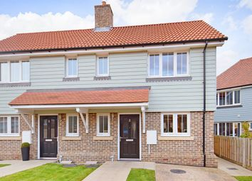 Thumbnail 3 bed semi-detached house for sale in Berkeley Close, Dunkirk, Faversham