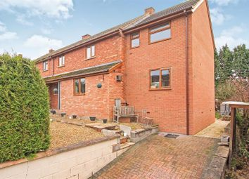 Thumbnail 3 bed semi-detached house for sale in Sufton Rise, Hereford