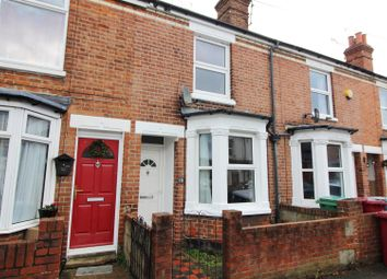 Thumbnail 3 bed terraced house for sale in Queens Road, Caversham, Reading, Berkshire