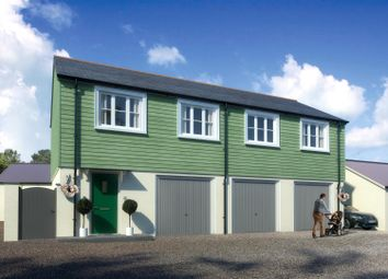 Thumbnail 2 bed flat for sale in Newquay