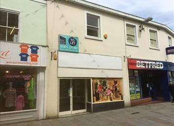 Thumbnail Retail premises to let in 8 Fore Street, St Austell, Cornwall