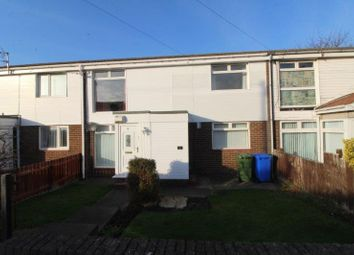 Thumbnail 2 bed flat to rent in Holystone Avenue, Blyth