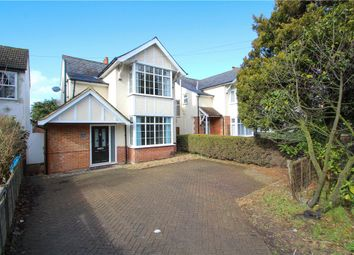 Thumbnail 3 bedroom detached house for sale in Park Road, Camberley, Surrey