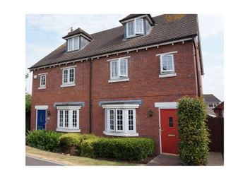 Thumbnail 3 bed semi-detached house for sale in Ridge Way, Barrow Upon Soar