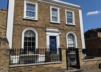Thumbnail 3 bed flat to rent in Downham Road, London