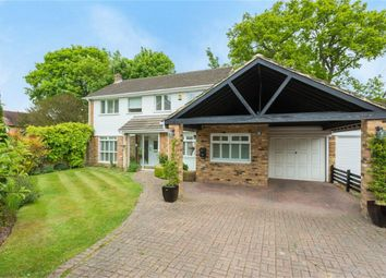 Thumbnail 4 bed detached house to rent in Kennedy Close, Farnham Common, Buckinghamshire