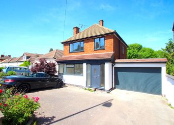 Thumbnail 3 bed detached house for sale in Wanlip Road, Syston, Leicester