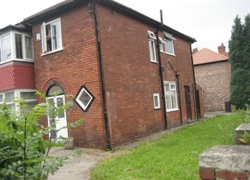 Thumbnail 4 bed semi-detached house to rent in Wensley House, Withington, Manchester