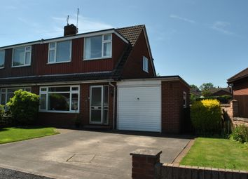 Thumbnail 3 bed semi-detached house to rent in The Grove, Whitchurch, Shropshire
