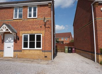 Thumbnail 3 bed semi-detached house to rent in Lathkill Court, North Wingfield, Chesterfield