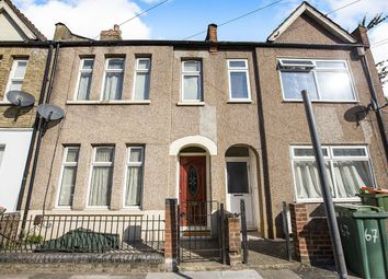 Thumbnail 2 bed terraced house for sale in Chadwin Road, London