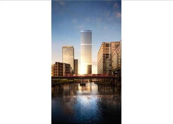 Thumbnail 3 bed flat for sale in The Landmark Pinnacle, Isle Of Dogs, London
