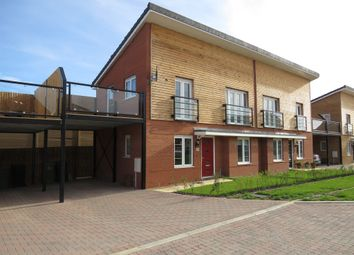 Thumbnail 2 bed semi-detached house for sale in Markham Avenue, Hempsted, Peterborough