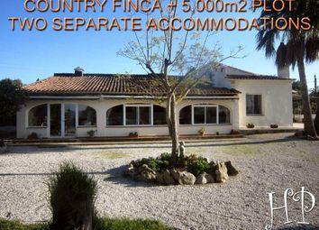 Thumbnail 5 bed finca for sale in Benissa, Alicante, Spain