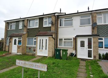 Thumbnail 3 bed terraced house to rent in Fulwood Court, Long Lane, Stanwell, Staines Upon Thames