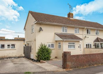 Thumbnail 3 bed semi-detached house for sale in Coronation Road, Durrington, Salisbury