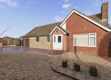 Thumbnail 3 bed detached bungalow for sale in Church Lane, Molash, Nr Canterbury